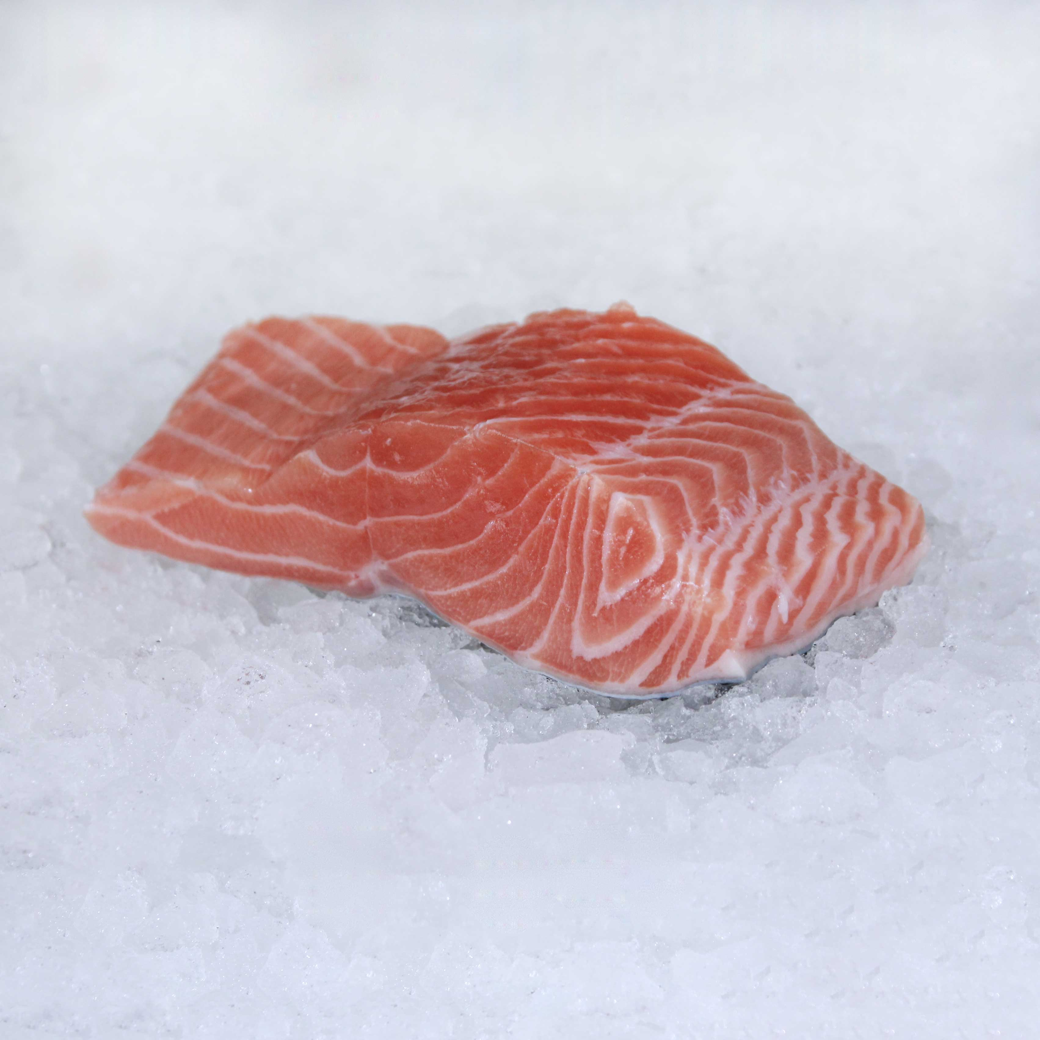 <strong>Norwegian Organic Salmon</strong>